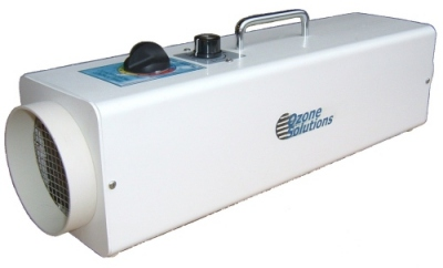 Ozone Machine for Smoke Removal